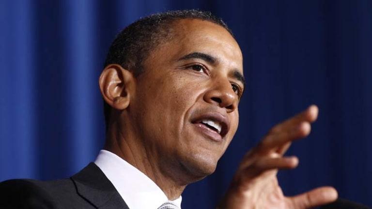 Defence cuts ... US President Barack Obama