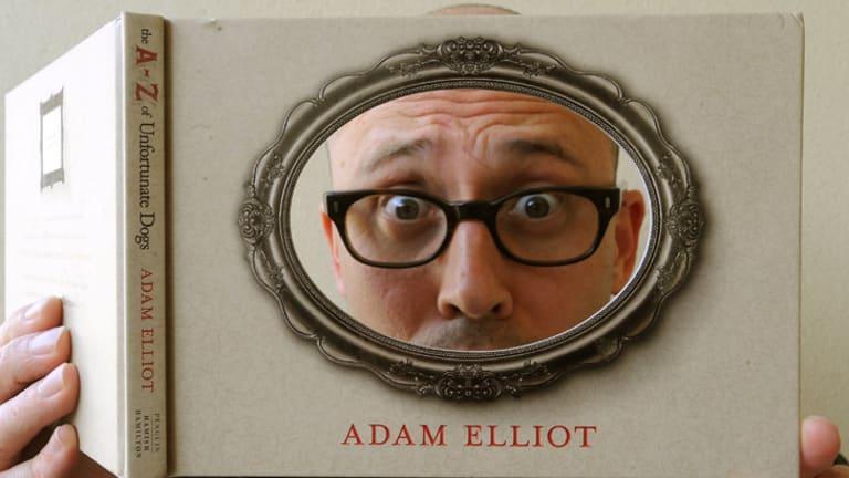 Animator Adam Elliot  is eyeing the northern suburbs as a creative hub.