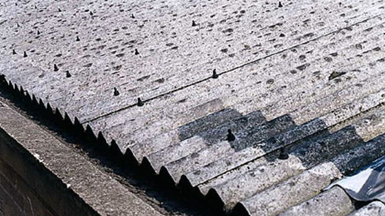 Asbestos lurks in areas other than the traditional fence, including roof materials and carpet underlay.