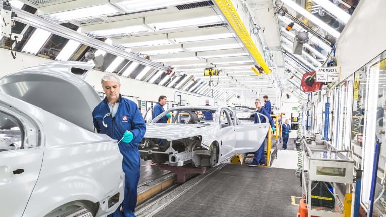 Unemployment is high in the suburbs around Holden's Elizabeth plant.