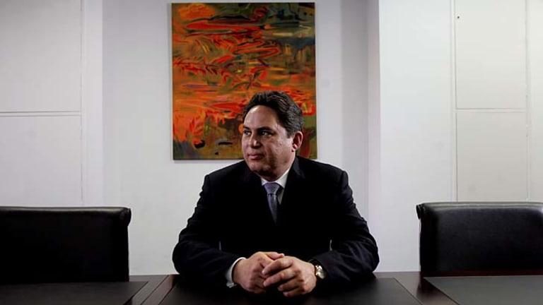 Rogue liquidator Stuart Ariff.