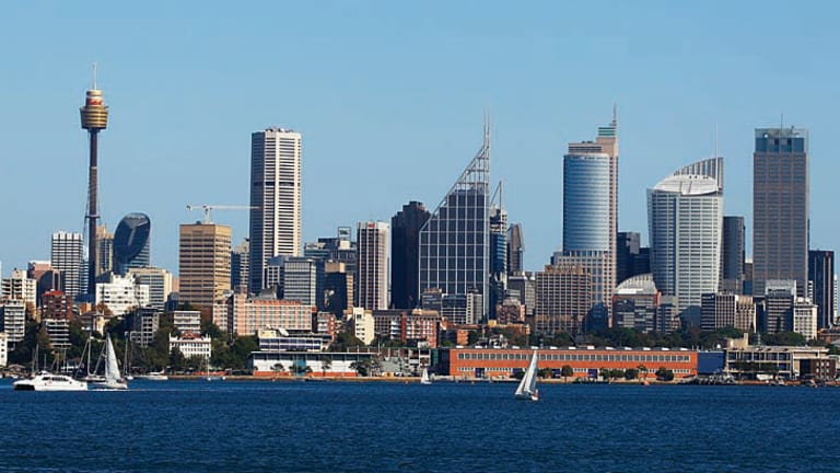 Cost of living: Sydney is found to be 25 per cent cheaper than London, the most expensive city in the world.