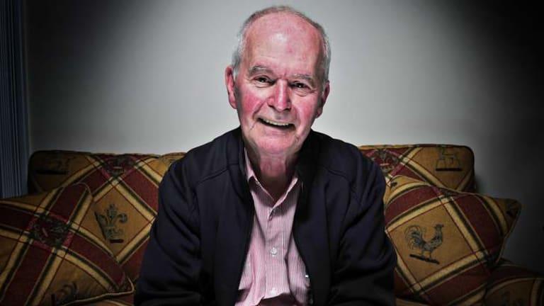 Mario Despoja, 74, of Farrer, father of former politician Natasha Stott Despoja.