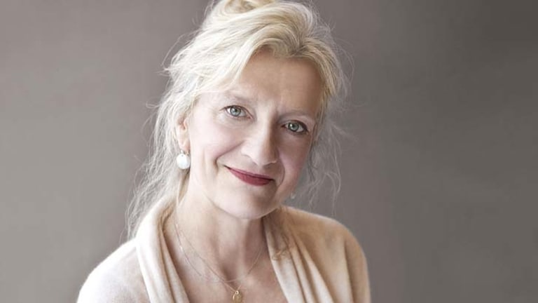 Pause for thought: Elizabeth Strout's previous novel won the Pulitzer Prize in 2009.