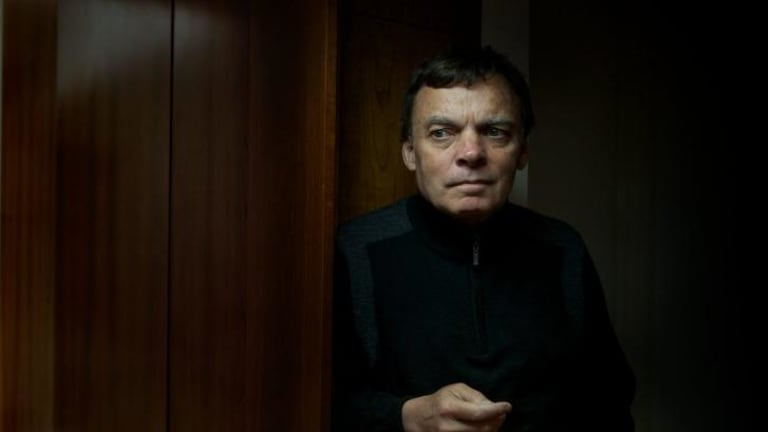 Deadpan humour: Author of <i>The Rosie Project</i> Graeme Simsion.