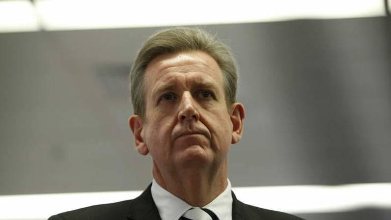 Barry O'Farrell: supports same-sex marriage, but wants the Commonwealth to legislated at a national level.