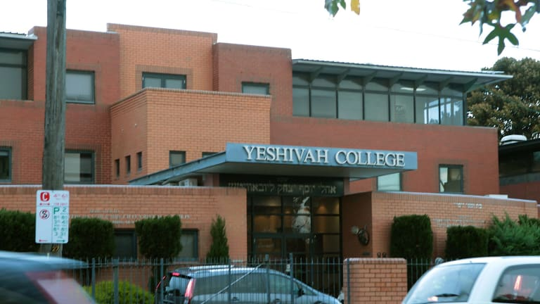 Melbourne's Yeshivah College.
