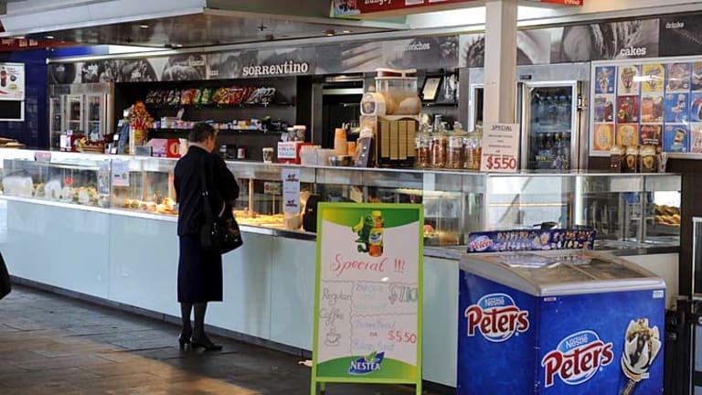 Obeid connection: Sorrentino Cafe at Circular Quay.