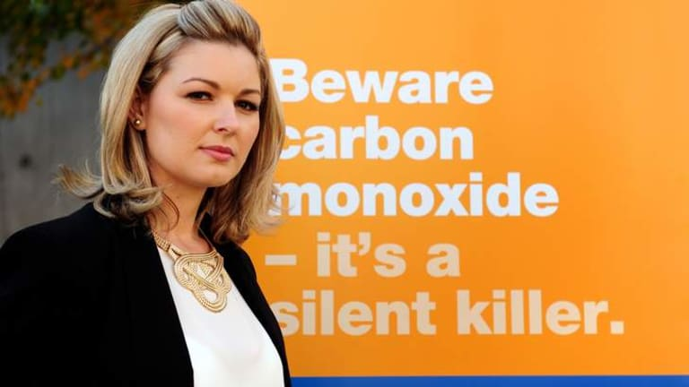 Vanessa Robinson launches The Chase and Tyler Foundation after her two sons died  from carbon monoxide poisoning.