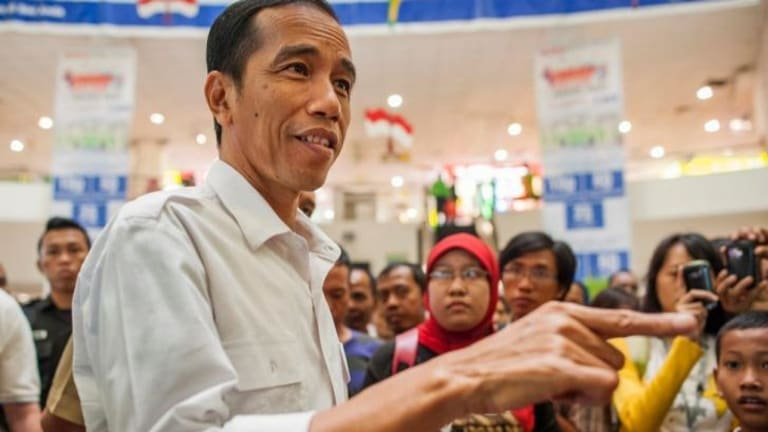 From furniture salesman to president, Joko Widodo is a man of the people. Without military training or from a big family, 'Jokowi' is a new style of politician for Indonesia.