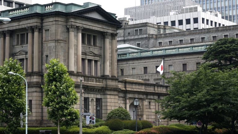 Tokyo is concerned about the spike in the yen as global investors rush to safe havens.