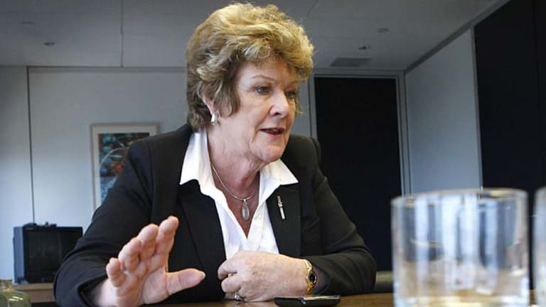 """""""The restriction at St George has got absolutely nothing to do with budget"""": Jillian Skinner."""