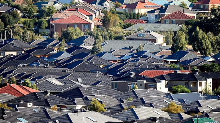 According to Earthsharing Australia, 4.95 per cent of the city's potential housing stock is unoccupied.