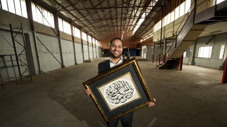 Moustafa Fahour plans to open the first Islamic art and history Museum in Thornbury in Melbourne.