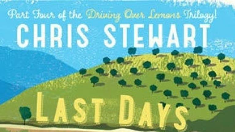 Last Day of the Bus Club - Chris Stewart