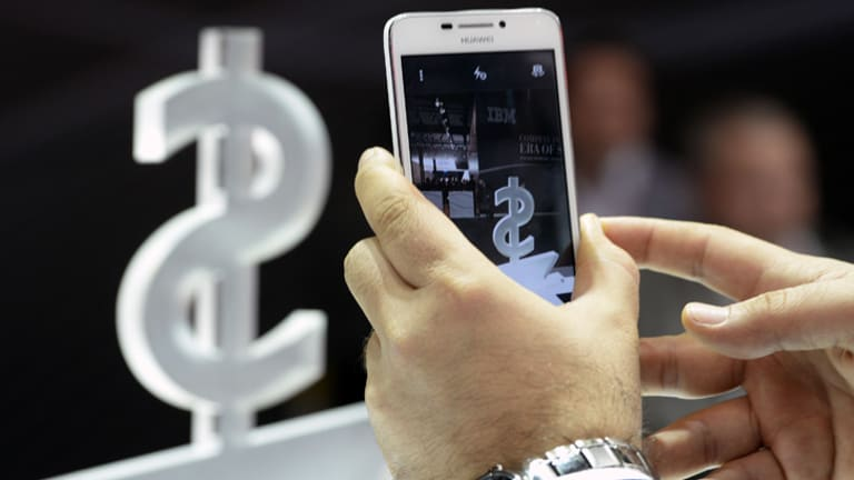 The Chinese company will double its marketing budget to boost smartphones sales.