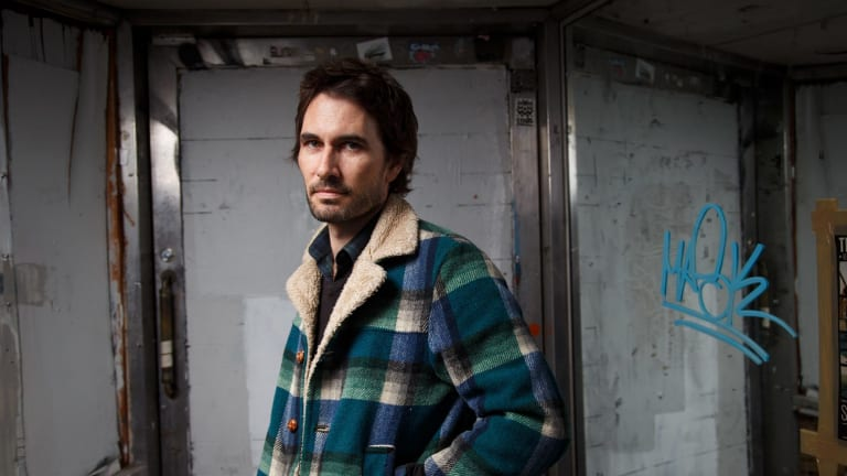 Jed Kurzel won for his score for the movie <i>Slow West</i>.