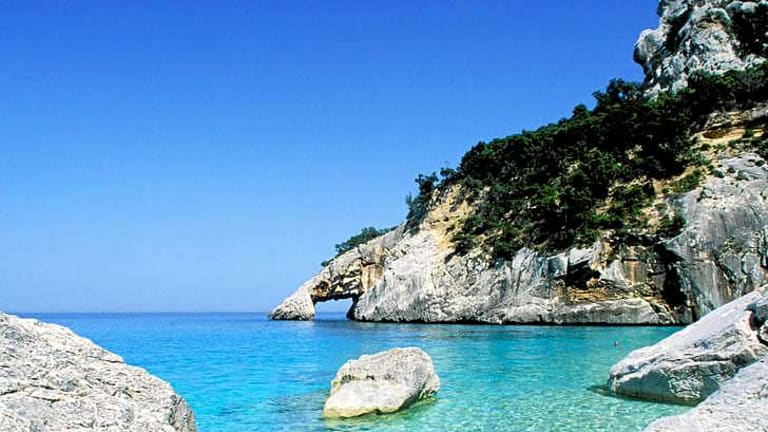 The island of Budelli is famous for its beaches.