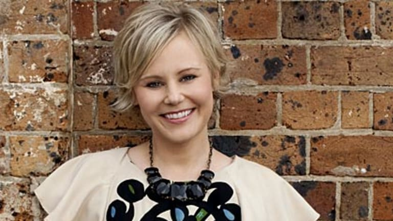 Josephine Mitchell returns to television in <i>Home and Away</i>.