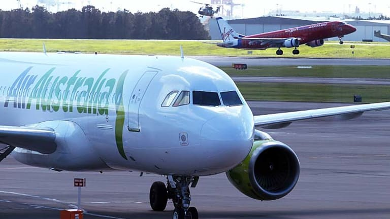 Running on empty … creditors heard the failed airline had just $440,000 left in the bank.