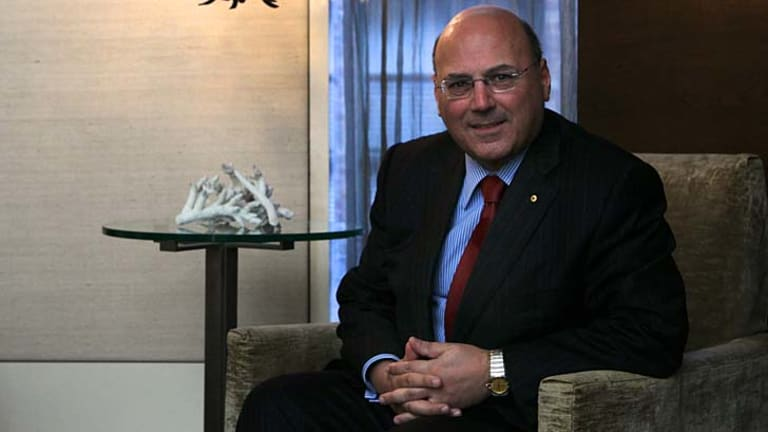 Did not remember donations … Sinodinos.