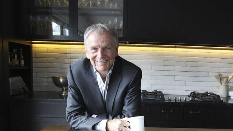 Former Qantas chief executive Geoff Dixon.