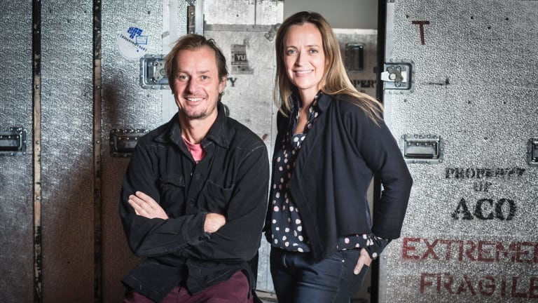 Musician Richard Tognetti and director Jennifer Peedom will collaborate in a distinctive combination of music and visual image.
