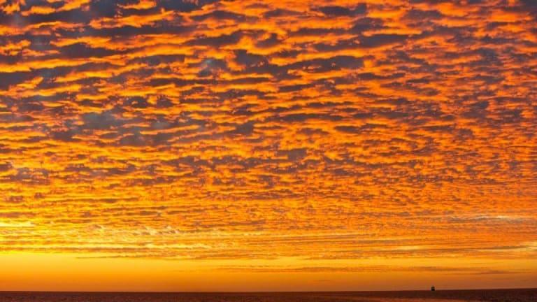 Sunset at Roebuck Bay