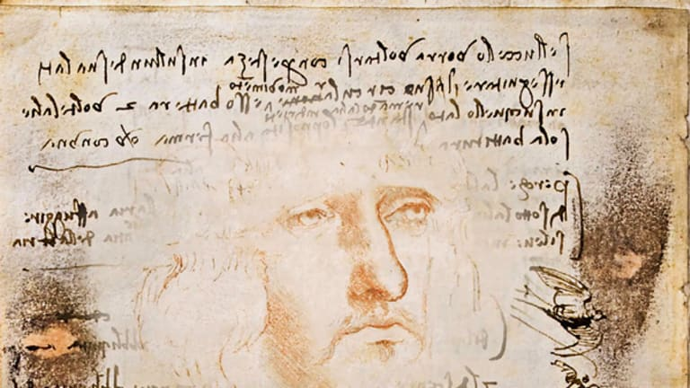 Far from being a waste of time, doodling can actually stimulate your brain - as it did for Leonardo Da Vinci.