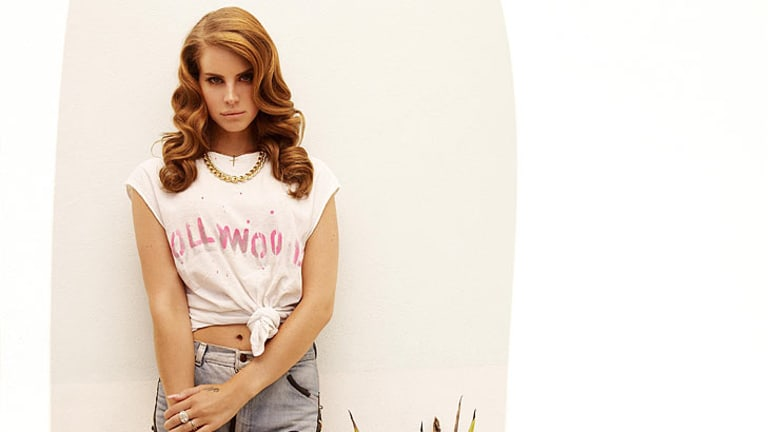 'I do hope that people can start talking about the music again,' says Lana Del Rey.