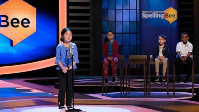 Grace, age 8, on The Great Australian Spelling Bee.