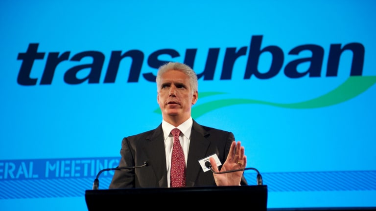 Transurban CEO Scott Charlton seals another deal after acquiring Brisbane's AirportlinkM7.