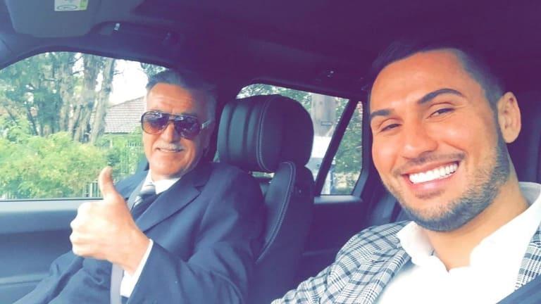 Mohamed and Salim Mehajer