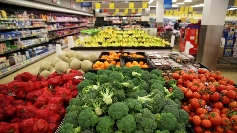 Aldi's new store format increases space dedicated to fresh food from 15 to 25 per cent.