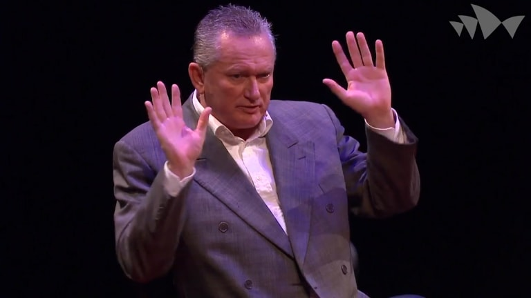 Stephen Dank avoided process servers for months as they tried to track him down.