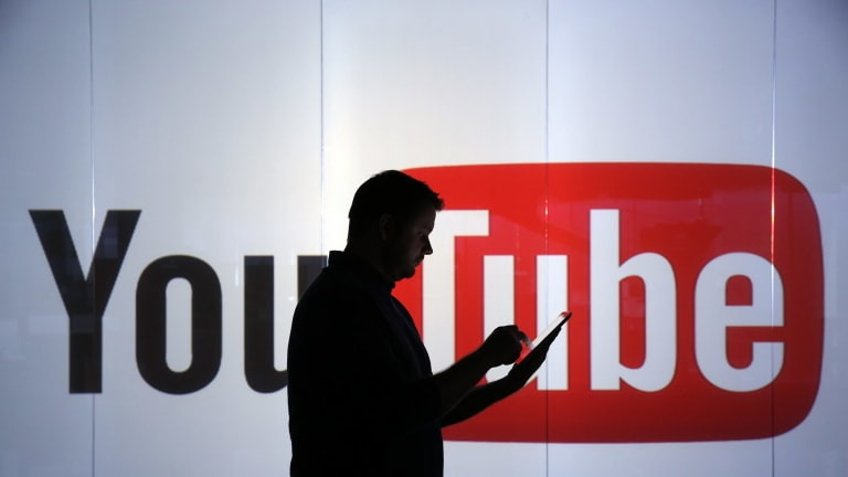 YouTube parent company Alphabet's share price sank as major advertisers stopped spending.