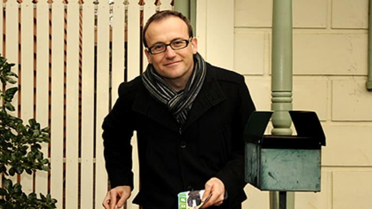 The Greens' Adam Bandt.