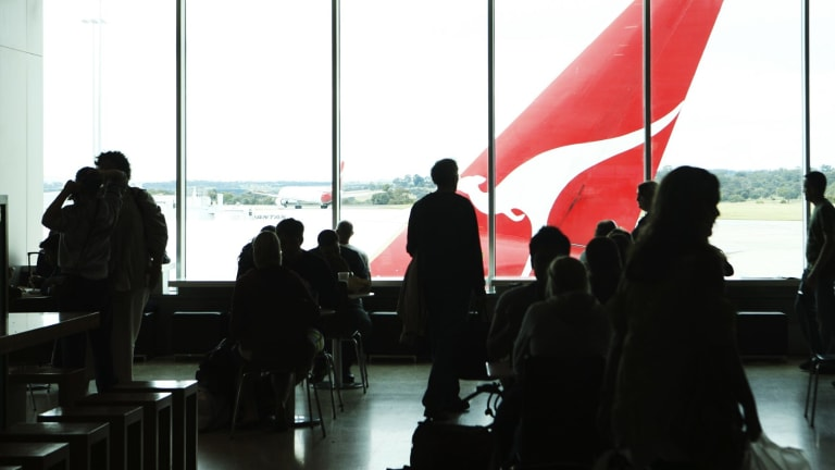 Federal government departments spent $427 million on travel in 2016.