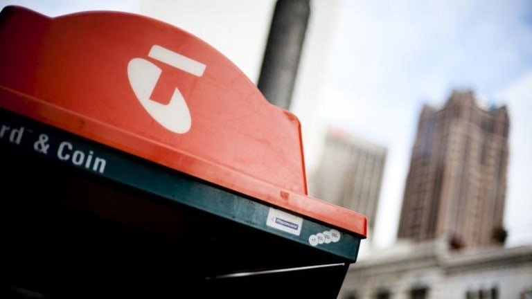 Telstra shares have more than doubled since hitting a record low in November 2010.