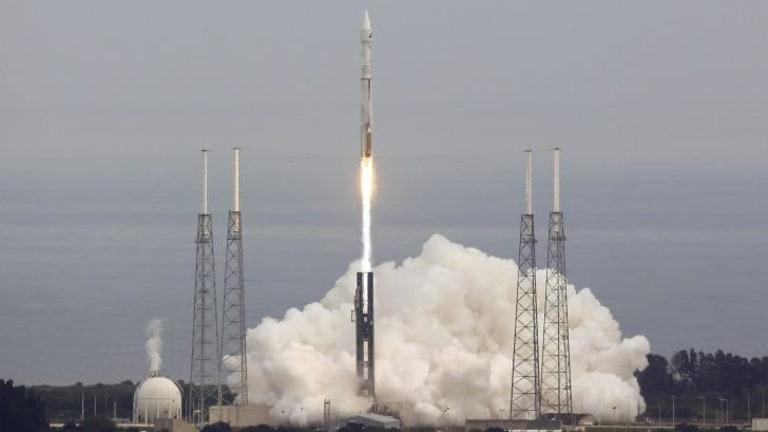MAVEN takes off for Mars in November 2013.