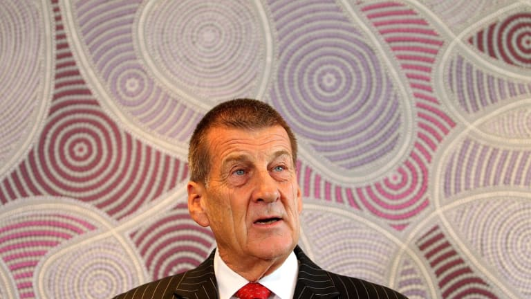 Former Premier Jeff Kennett signed the contract for Victoria's first private road. He now says that with record low interest rates governments should be building roads themselves.