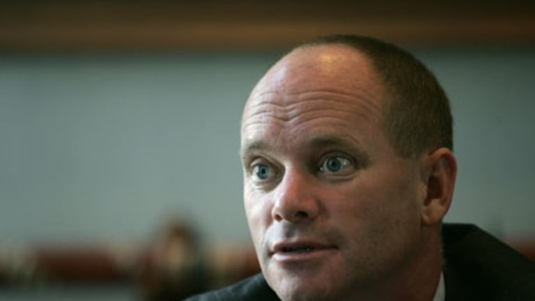 Campbell Newman has described the LNP's use of a former ALP staffer to dig dirt on Labor MPs as 'sleazy'.
