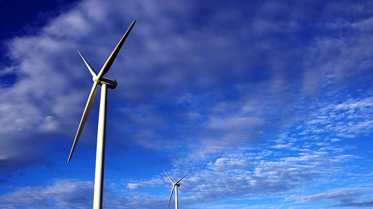 Five wind farm projects costing more than $2 billion are being planned for Queensland.