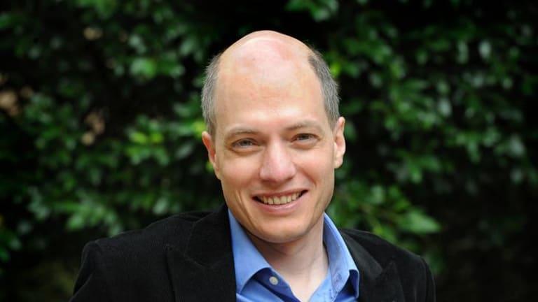 Philosopher Alain De Botton.