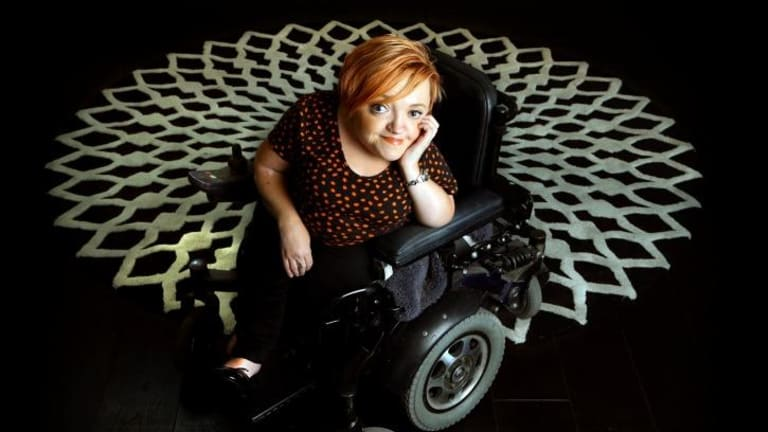 Stella Young: The assumption is that people like us die young.