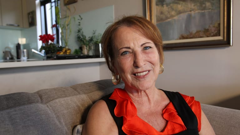 Cely Benchoam was diagnosed with mesothelioma in August 2016.