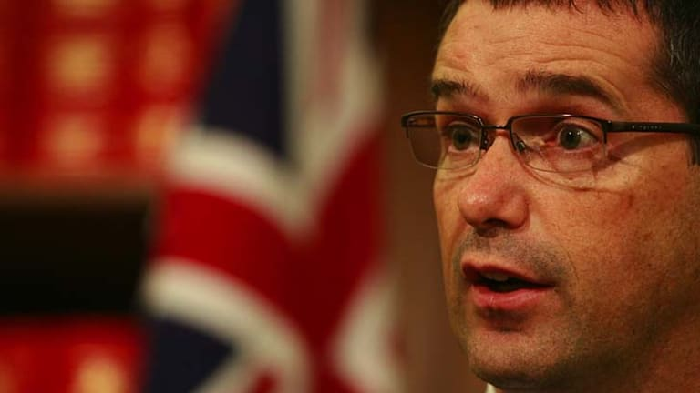 Communications Minister Stephen Conroy spent years pursuing a misguided idea that the internet could be regulated like books and movies.