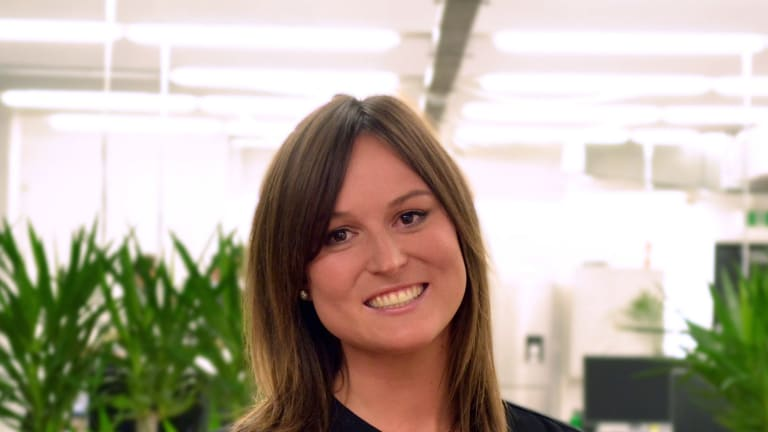 Jackie Bull, CEO, Sidekicker - a world class HR website that is disrupting the temp industry in Australia and New Zealand