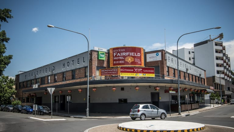 Fairfield Hotel is aiming to add seven poker machines.