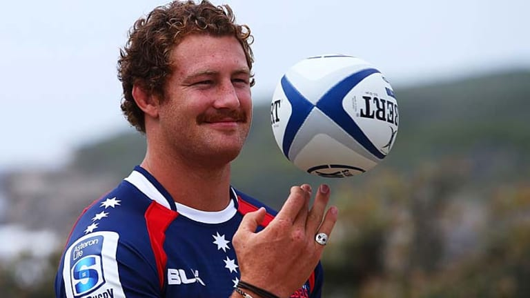 Changed man: Scott Higginbotham is a very different player to his earlier days.